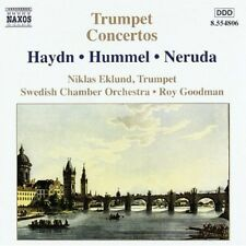 Niklas Eklund - Trumpet Concertos [New CD]