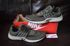 New Men's Nike Air Presto Essential Sz 10 Cargo Khaki Military Green 848187-301