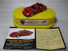 Lamborghini Jota SVR 1975 1:72 Scale Diecast Model Car Lawson NIB