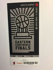 TORONTO RAPTORS / MILWAUKEE  MAY 19, 2019 PLAYOFF TICKET STUB-RD 3 HOME GAME 1