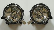Pair Front Fog Light Lamp for SEAT Arosa SKODA Felicia VW Lupo Felicia