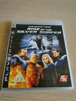 Fantastic Four: Rise of the Silver Surfer (Sony PlayStation 3, 2007) - European