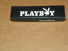 Vintage  Playboy Bunny Gas Lighter New with Box    Rare