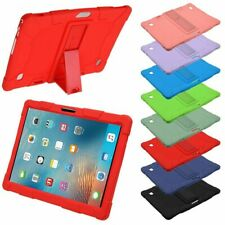 Universal Shockproof Silicone Stand Cover Case For 10.1