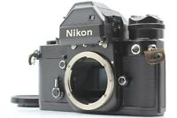 [Exc+5] Nikon F2 Photomic S Black Body w/ DP-2 Finder & AS-1 from Japan 728
