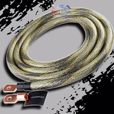 2 Gauge SNAKESKIN Power OFC Wire Strands Copper High Voltage Marine Cable 2 AWG
