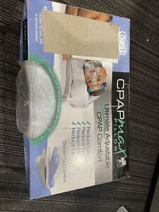 CPAPMax Pillow 2.0 Helps Improve CPAP Compliance for Sleep Apnea Therapy