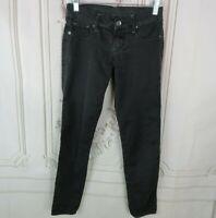 Express Legging Jeans Womens Size 0 Short Jegging Low Rise Black Soft Stretch