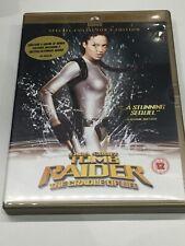 Lara Croft - Tomb Raider: The Cradle of Life DVD (2004) Angelina Jolie