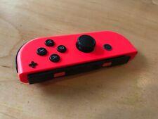 Nintentdo Switch Joy Con Right Red