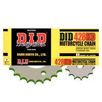 Hizo Kit de Cadena Sym 125ccm Lobo Legend Año Fab. 06-07 Transmisión 15-41 33589