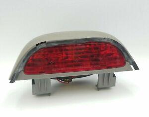 2004 04 Kia Sedona Third 3rd Brake Light Rear Lamp Red Lens Gray Cover Stock OEM