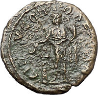 SEVERUS ALEXANDER Dionysopolis  Rare Ancient Roman Coin Fortuna Tyche  i48545