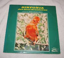 LP : Sinfonias das Aves Brasileiras - Symphony of Brazilian Birds
