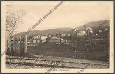 VARESE CUNARDO 22 FERROVIA Cartolina viaggiata 1928