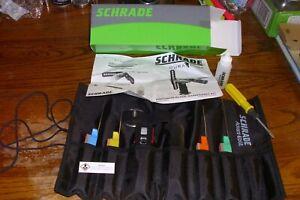 Schrade SCKIT1 Precision Blade Sharpening Kit, Advant-Edge