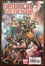 Onslaught Reborn (Marvel, 2007) #4 JSC J. Scott Campbell Variant