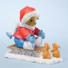 Cherished Teddies~DANIELA SLIDE INTO A SEASON OF SURPRISES~NEW 2012!!~FREE SHIP