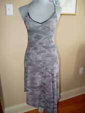 Kenneth Cole Dress Size XS Black Polyester Wiggle/Pencil  Geometric D135
