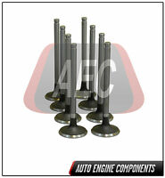 8 Exhaust Valves 99-09 Chevy GMC 325 5.3L V8 STAINLESS