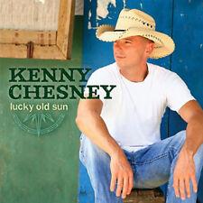 KENNY CHESNEY Lucky Old Sun CD BRAND NEW