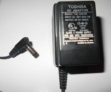 Genuine TOSHIBA 9V AC/DC Power Supply Adapter FT2000 FT6102 FT6014  FT6002 more