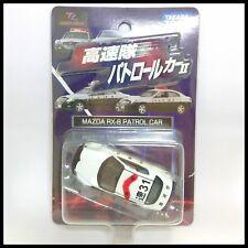 TOMICA LIMITED TL MAZDA RX-8 PATROL CAR 1/59 TOMY  DIECAST CAR NEW POLICE