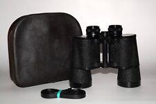 Carl Zeiss Jena 10x50 W Jenoptem MC DDR Case Binocular