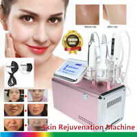 5-In-1 RF Face Skin Lifting Whitening Cold Compress Hydrating Beauty Machine