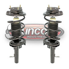 2000-2005 Ford Focus Front Complete Struts & Coil Springs with Mounts