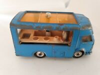 "Vintage Corgi toys 471 Smith's ""Karrier Van"" Joe's Diner Snack Bar"