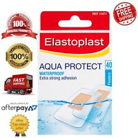 Elastoplast Aqua Protect Extra Strong Adhesion Waterproof Non-Stick 40 Plasters