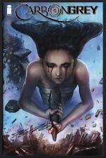 Carbon Grey #2 SIGNED by Hoang Nguyen / Image Comics