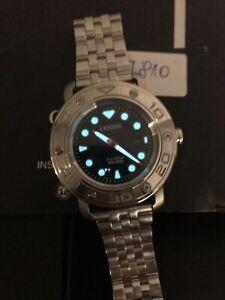 Citizen Promaster Eco Drive AW1531-89E Sapphire Glass!