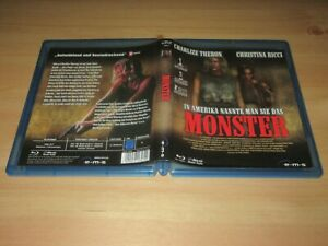 Monster (2003) Blu Ray