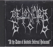 DETONATOR 666 - at the dawn of sadistic infernal holocaust CD