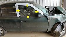 Toyota Corolla 4dr 88-92 PreCut Window Tint Any Shade