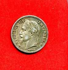 (F.29) DEMI-FRANC NAPOLÉON III 1866 BB (STRASBOURG) (SUP-)