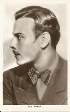 Picturegoer Series Postcard #314a Nils Asther Actor Real Photograph P3564