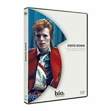 David Bowie - DVD BIO True Story - Face to Face with the Man who Charmed world