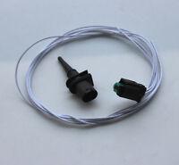 Outside air Ambient Temperature Sensor + connector For BMW E36 E46 E90 E60 X3 X4