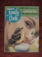 FAMILY CIRCLE Magazine March 1959 Alma Scott I. A. R. Wylie