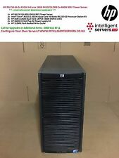 HP ML350 G6 2x X5550 8-Cores 16GB P410i/512MB FBWC 2x 460W 8SFF Tower Server