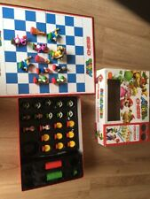 Rare SUPER MARIO jeu d'échecs et dames Collectors Edition Set