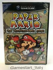 PAPER MARIO THE THOUSAND YEAR DOOR - NINTENDO GAMECUBE - NEW SEALED NTSC USA