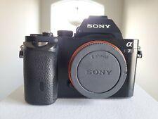 Sony Alpha A7 24.3MP Digital Camera - Black (Body Only)