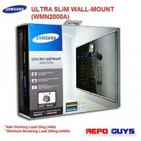 GENUINE Samsung Ultra Slim Wall-Mount (WMN2000A): BRAND NEW