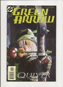 Green Arrow #2 - DC 2001 - VF/NM 9.0 - 1st App Mia Dearden