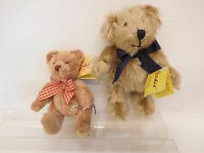 ESF-05637Neuzeitliche Sunkid 2 St. Teddy-Bären, L. ca. 14,5 cm – 16,5 cm