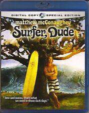 Surfer, Dude (Blu-ray Disc, 2008, 2-Disc Set)